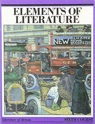 9780157175509: Elements of Literature