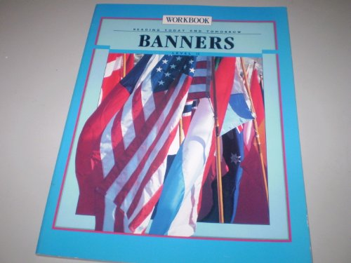 9780157181029: Banners - Reading Today and Tomorrow - Workbook - Level II
