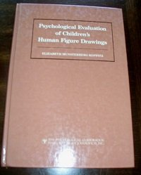 9780158664446: Psychological Evaluation of Children's Human Figure Drawings