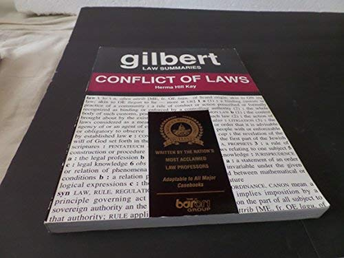 9780159000113: Conflict of Laws