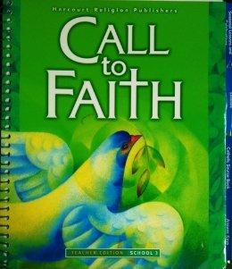 9780159013304: Call to Faith Grade 3 Teacher Edition