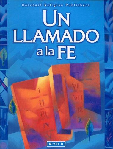 9780159013786: Un Llamado a La Fe Nivel D (CALL TO FAITH)