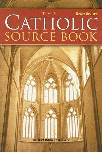 9780159018835: The Catholic Source Book