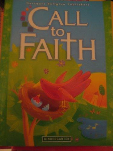 9780159022733: Call to Faith: Parish / School, Grade K