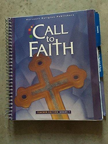 9780159023013: Call to Faith Grade 7 Te