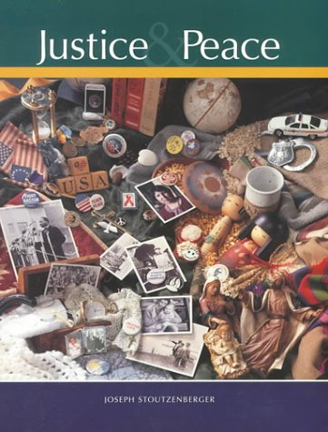 9780159504482: Justice and Peace