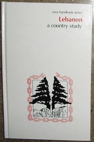 9780160017315: Lebanon: A Country Study (Area Handbook Series)