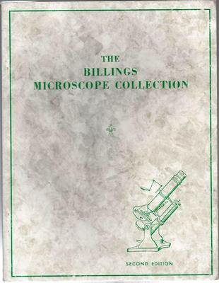 9780160018404: Billings Microscope Collection of the Medical Museum Armed Forces Institute of Pathology
