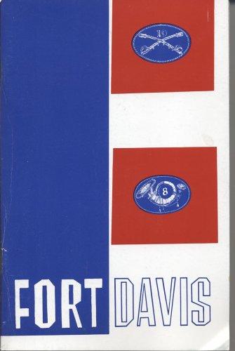 9780160034121: Fort Davis National Historic Site, Texas (024-005-00187-5)