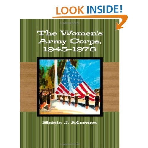 9780160269141: WOMEN'S ARMY CORPS 1945-1978