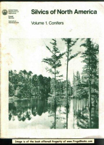 9780160271458: Silvics of North America, Vol. 1: Conifers