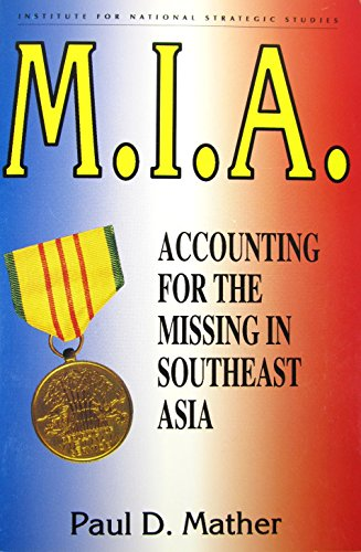 9780160363917: M.I.A: Accounting for the Missing in Southeast Asia