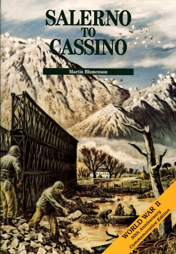 9780160380686: Salerno To Cassino