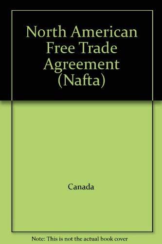 North American Free Trade Agreement (Nafta): Canada