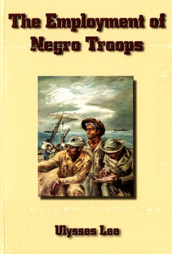 9780160429514: The Employment of Negro Troops (Paperback) (United States Army in World War II)