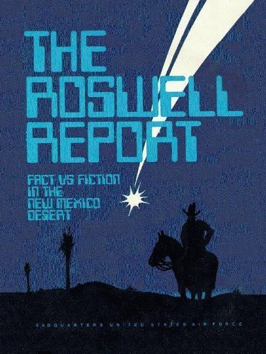 9780160480232: The Roswell Report: Fact Vs. Fiction in the New Mexico Desert