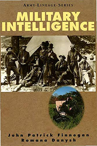9780160488283: Military Intelligence (Army Lineage Series)