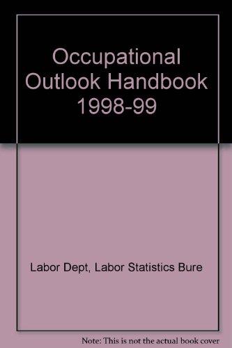 9780160493478: Occupational Outlook Handbook 1998-99
