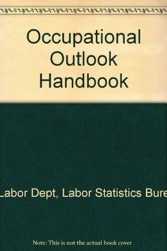 9780160493485: Occupational Outlook Handbook 1998-99