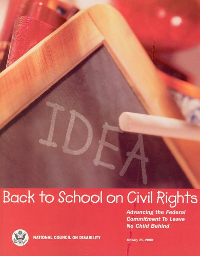 Back to School on Civil Rights: Advancing the Federal Commitment to Leave No Child Behind, January ...
