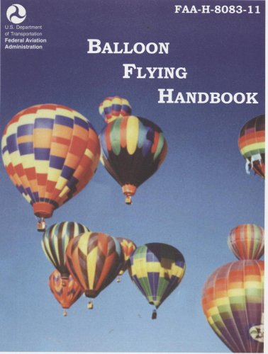 9780160508387: Balloon Flying Handbook, 2001