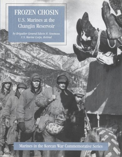 Frozen Chosin: U.S. Marines at the Changjin Reservoir: Simmons, Edwin H.