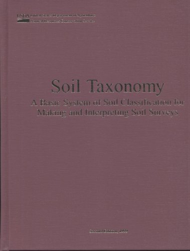 9780160608292: Soil Taxonomy: A Basic System of Soil Classification for Making and Interpreting Soil Surveys