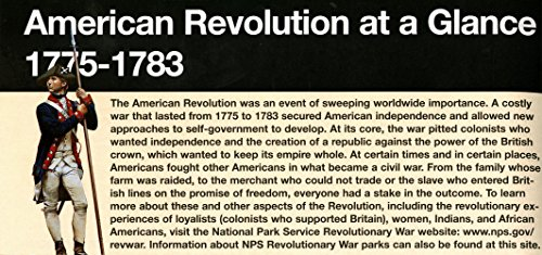 9780160617287: The American Revolution at a Glance, 1775-1783: Package of 100 copies