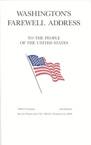 9780160680694: Washington's Farewell Address to the People of the United States