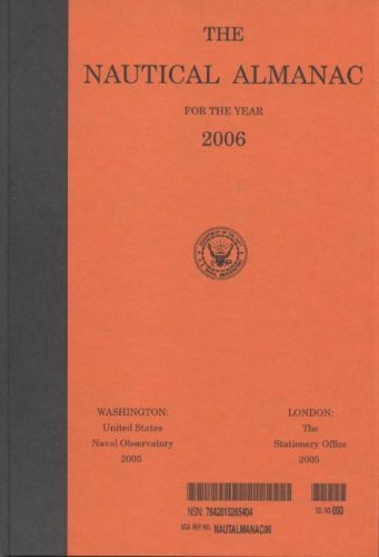 9780160724510: Nautical Almanac Commercial Edition (Nautical Almanac for the Year)