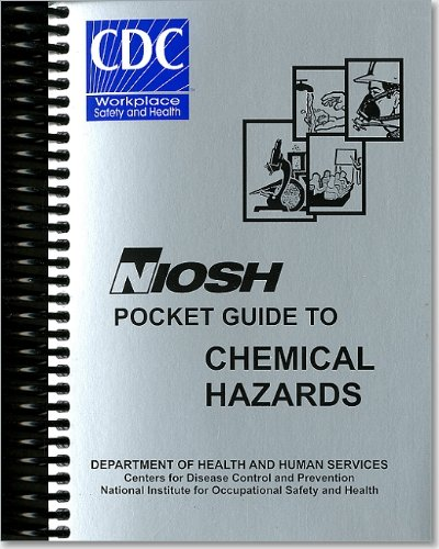 NIOSH Pocket Guide to Chemical Hazards, September: National Institute for