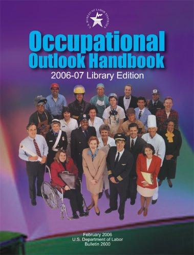 9780160729409: Occupational Outlook Handbook 2006-2007