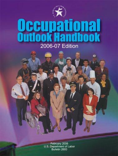 9780160729416: Occupational Outlook Handbook 2006-2007