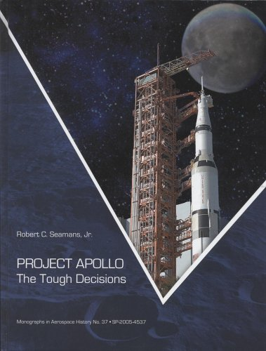 9780160749544: Project Apollo: The Tough Decisions