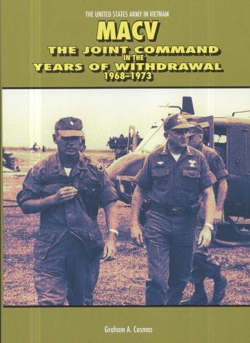 9780160771194: MACV, The Joint Command in the Years of Withdrawal, 1968-1973 (Hardcover) (United States Army in Vietnam)