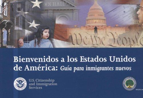 Bienvenidos A los Estados Unidos de America: U S Government