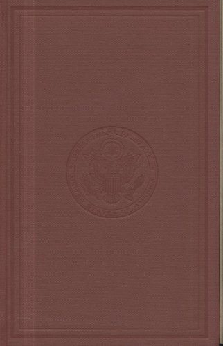 Foreign Relations of the United States, 1969-1976,: Hook, Laurie Van