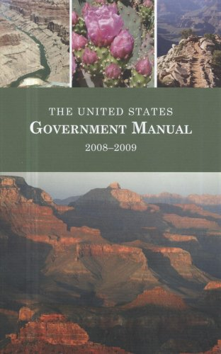 9780160798214: The United States Government Manual