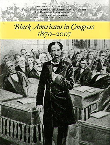 9780160801945: Black Americans in Congress, 1870-2007