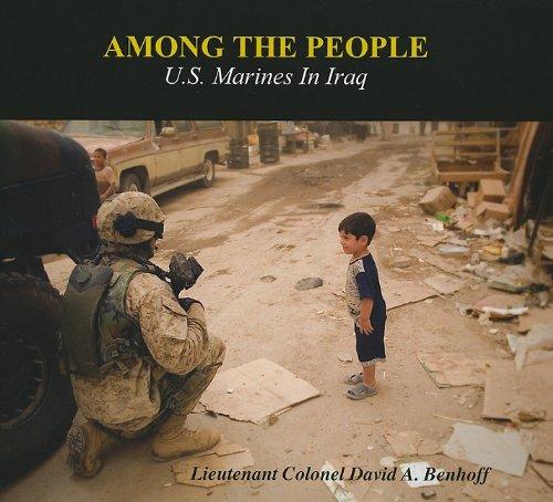 9780160814679: Among the People: U.S. Marines in Iraq