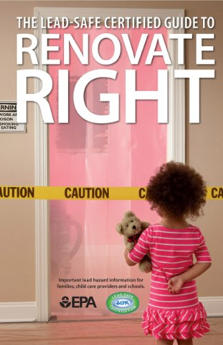 9780160818141: Renovate Right: Important Lead Hazard Information for Families, Child Care Providers and Schools: Important Lead Hazard Information for Families, ... Providers and Schools (Package of 10 copies)