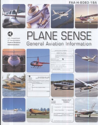 9780160820939: Plane Sense: General Aviation Information