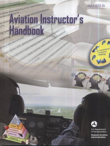 9780160822124: Aviation Instructor's Handbook, 2008
