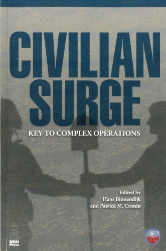 9780160831669: Civilian Surge: Key to Complex Operations
