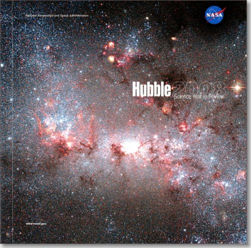 9780160838309: Hubble 2008: Science Year in Review (Book and Companion Poster): Science Year in Review