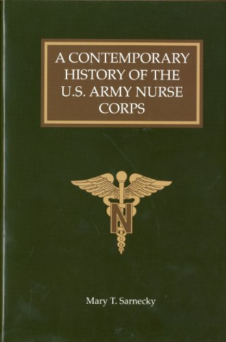 9780160851254: Contemporary History Of The U.S. Army Nurse Corps