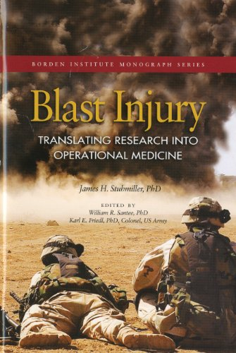 9780160854477: Blast Injury: Translating Research Into Operational Medicine (Borden Institute Monograph)