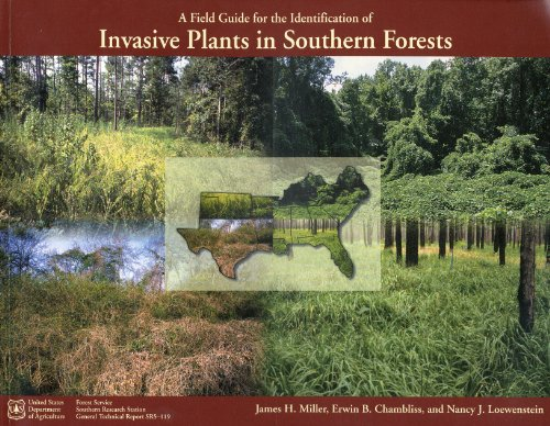 9780160857331: A Field Guide for the Identification of Invasive Plants in Southern Forests