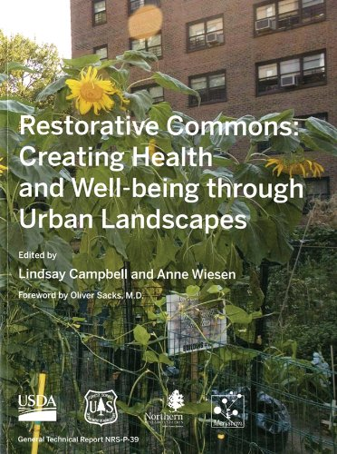 9780160864162: Restorative Commons: Creating Health and Well-Being Through Urban Landscapes: Creating Health and Well-Being Through Urban Landscapes