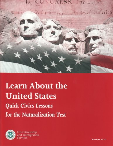 Learn about the United States: Quick Civics: U. S. Citizenship